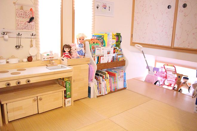 レスピラーレ(Respirare Relaxation Salon) キッズルームにはおもちゃもたくさんご用意