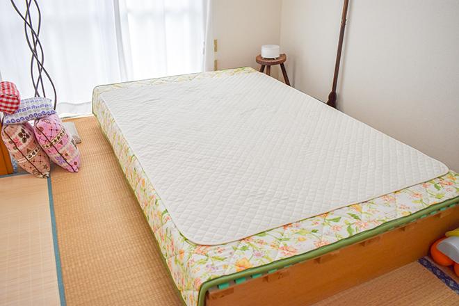 さわやか整体院 広々としたベッドで優しく施術いたします