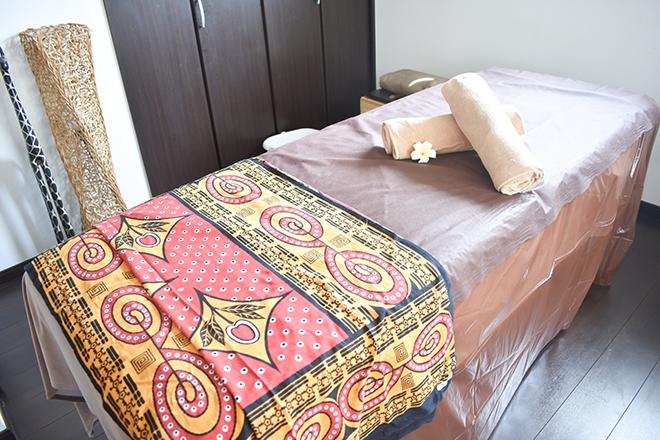 ダヌワンタリ(ayurveda salon danuwantari) ベッド1台☆完全個室サロン