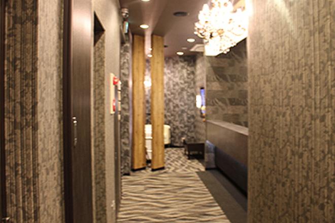 プレミアム全身脱毛サロン C3 高崎店 高級ホテルのような雰囲気