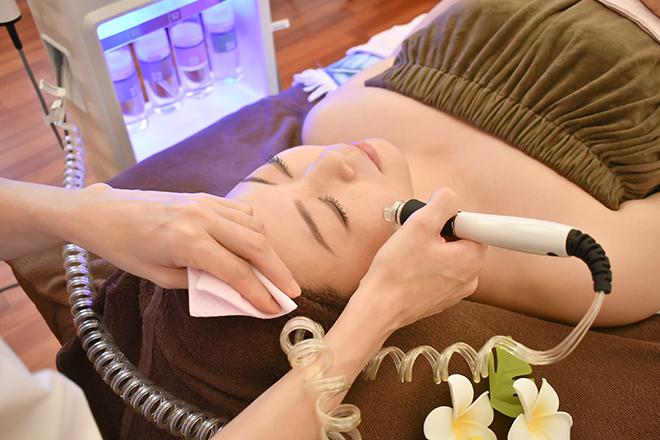 モナ(Salon Mona) 一度の施術で「すべすべ」のお肌に♪