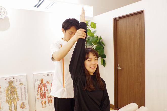 カラダファクトリー 新宿京王モールアネックス店 おカラダの状態をチェック