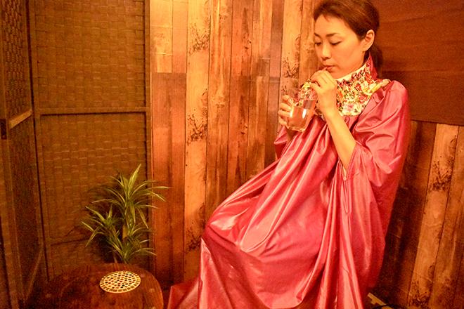 ドルナ ボーテ(Drna Bōte) 韓流エステ「よもぎ蒸し」で女性の悩みをケア