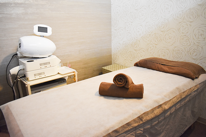 Spa Francorchamps メニューによって雰囲気が異なる「完全個室」