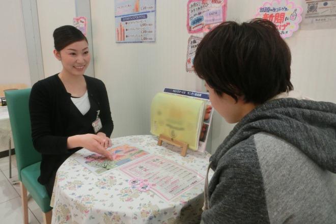 ププレエステサロン 東広島店 入念なヒアリングで最適なコースをプランニング!