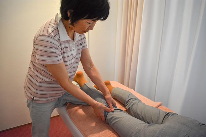 札幌大通整体院 下半身をケアすることで、足の疲れも癒します