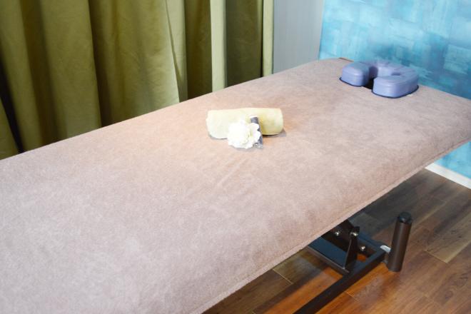 ヒリュウコウバイ(リラクゼーションサロン 飛龍紅梅) 心地よいベッドで極上の癒しをお届けします