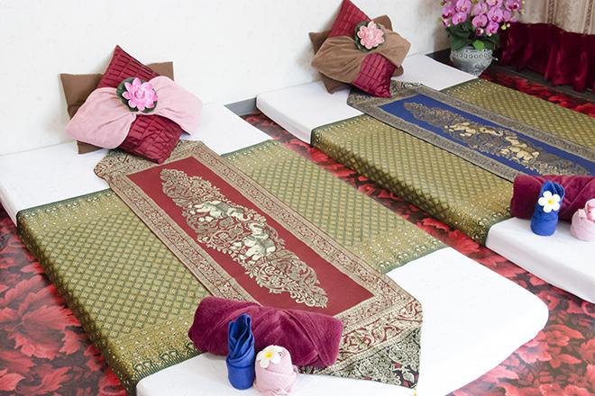 Mii Thai Relaxation オリエンタルな雰囲気をお楽しみください♪