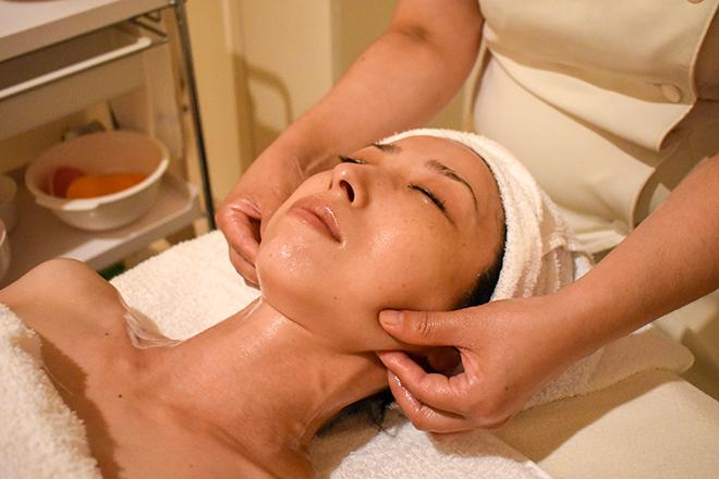 ポーラ 広島緑井店 肌について熟知したスタッフが、施術&アドバイス
