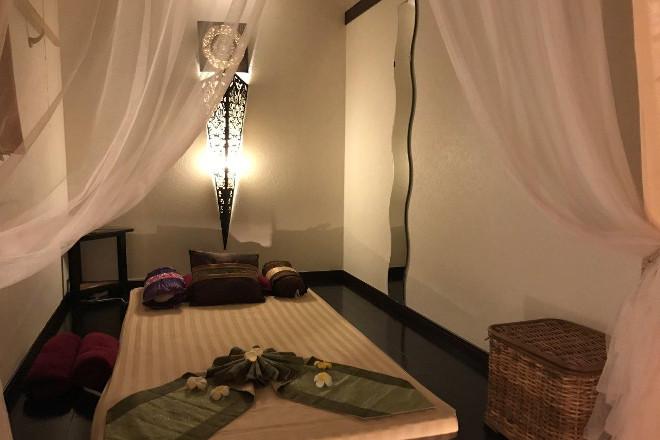 タイ古式リラクゼーション Rack'n 本場タイのような施術室!