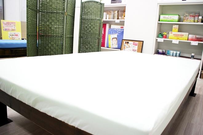 プラスコットン 白山店(Plus+cotton) 身体に優しいベッドでラクラク!
