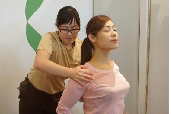 Re.Ra.Ku 経堂コルティ店 柔軟な体にしていきます