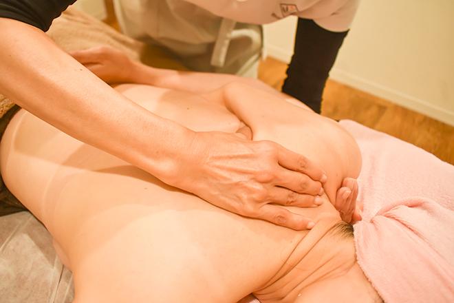 カワノビューティーサロン周南店 筋膜リリースで心身を健康な状態へ