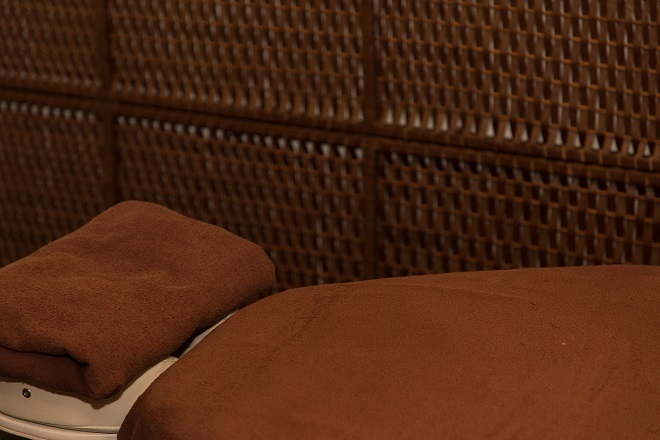 ベアハグ 赤坂本店 ベアハグオリジナルベッドを採用