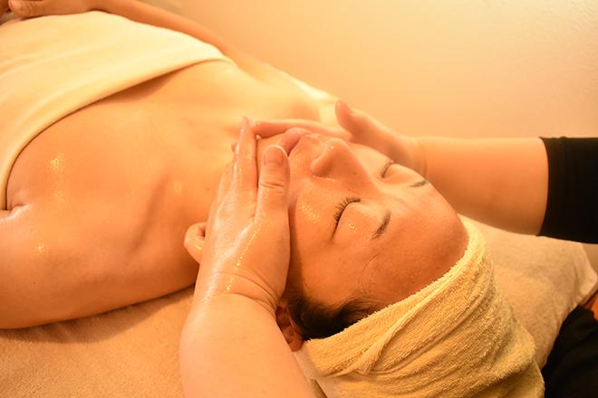 サヤン(private care salon sayang) フェイシャル&ボディケアが一番人気