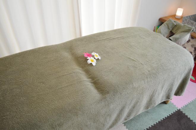 ルマヤン(lumayan Relaxation for mama) お子様連れも安心の施術ルーム
