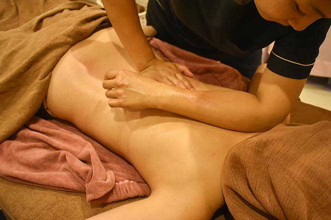 レクーラ(トータルケアサロン Recura) 首や肩、腰、背中などでお悩みの方にぴったりです