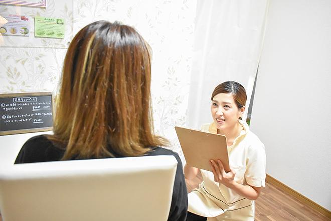 モンシュシュ(mon chou chou') 美容と健康の両面をサポートするヒアリング