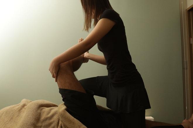 One cleanse 身体全体の筋肉を伸ばします
