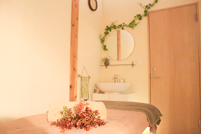 cocage salon ベッド1台☆隠れ家的なサロン
