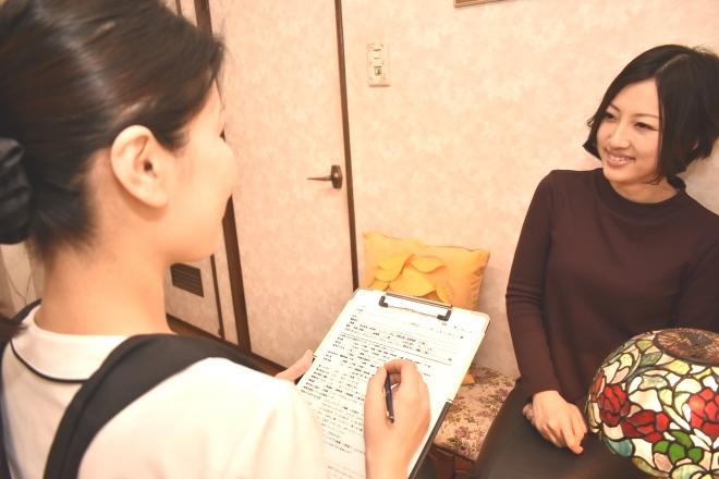"""フェリシテ 山野愛子どろんこ美容 十条店 「""""山野愛子""""は初めてですか?」から始めます♪"""