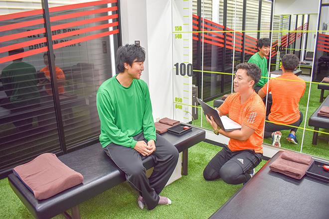 Dr.ストレッチ 川崎アゼリア店 トレーナーと一緒に新しい健康習慣を…♪