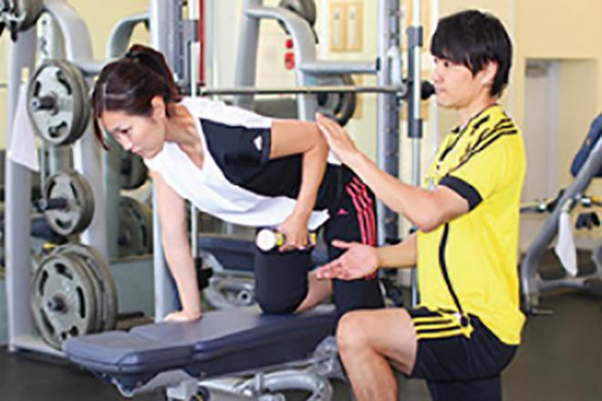 スポーツクラブ ルネサンス 北戸田 パーソナルトレーナーによる指導