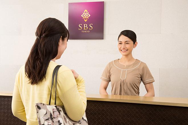 SBS TOKYO 錦糸町店 【痩身・フェイシャル・脱毛エステ】 笑顔でお出迎えいたします☆