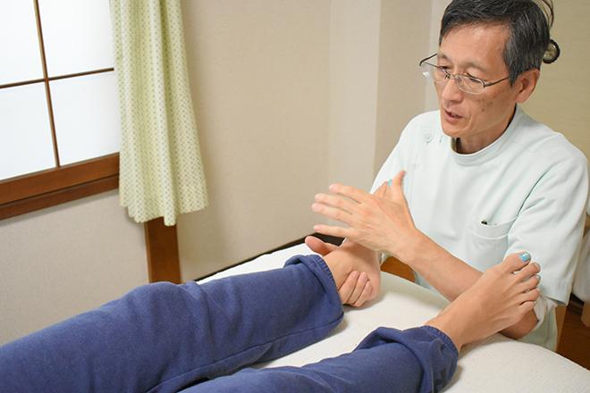 回復力の整体 身体の繋がりを大切にしています