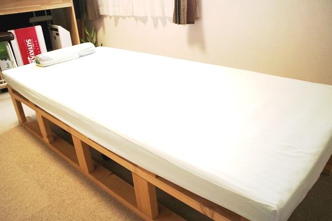 アスモア(ASmore) 心地よいベッドで施術◎