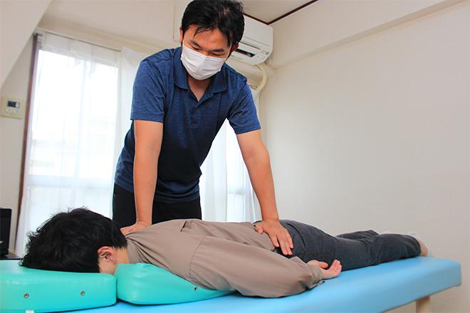 吉祥寺手技療法院 肩のダルさをスッキリさせます