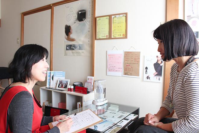 ヨサパーク リリン(YOSA PARK 麗鈴) お客様との対話を大切にしています