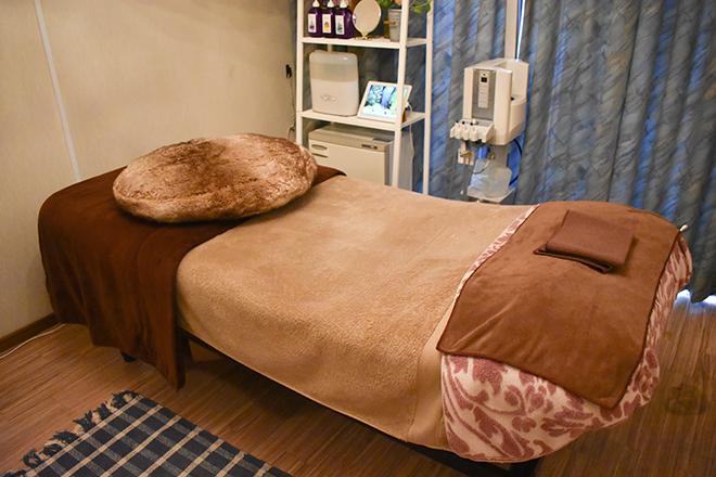フローブ(Private Salon flove) 施術ベッドは全部で6台ございます