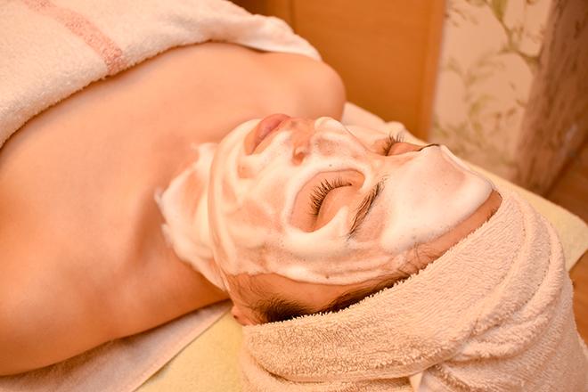 プライベート サロン ルリ お肌の生まれ変わりを促します