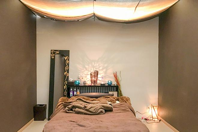 Salon RINNE 完全個室のバリ風空間で癒しの一時を…
