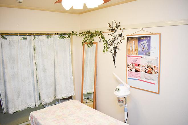 ぷらす(スマイル プラス) カイロ用とエステ用でベッドは使い分けます