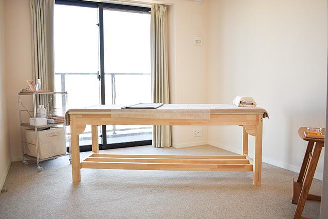 ノア(Private Salon NOA) トータルバランスが心地良い施術ベッド