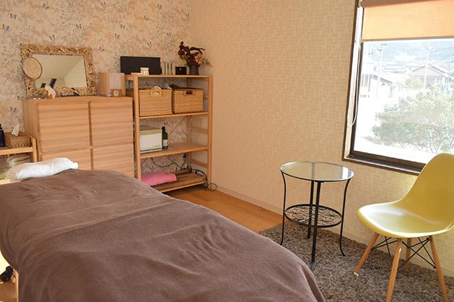 シュシュ(salon chouchou) ナチュラルな雰囲気のリラックス空間