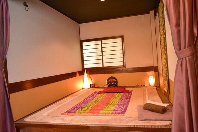 フーミャ(フーレセラピーFumya) 半個室のプライベート空間です