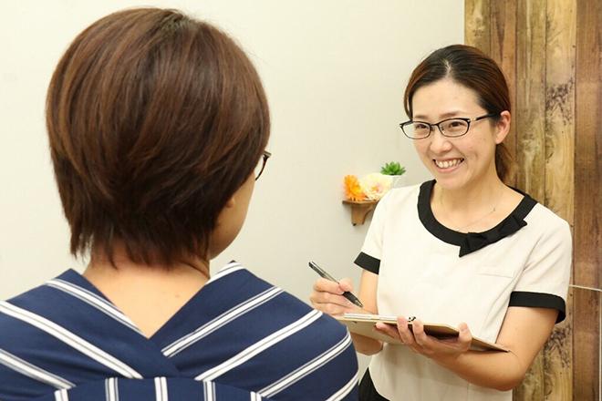 美肌脱毛専門店 Pearl plus 那珂川店 お肌の状態を「チェック」してから施術
