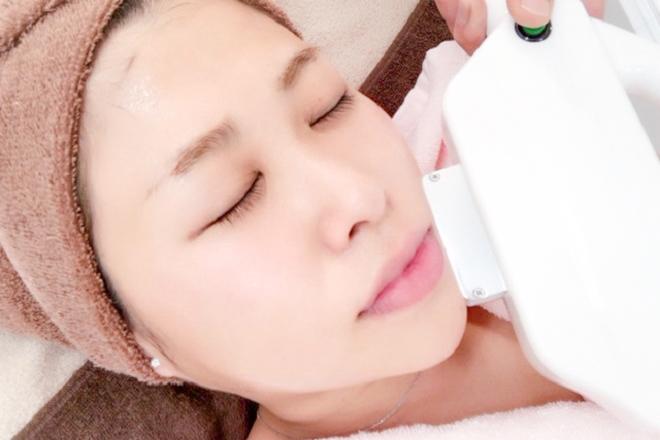 美肌脱毛専門店 Pearl plus 那珂川店 刺激が少ない施術で、毛穴の目立たないお肌へ