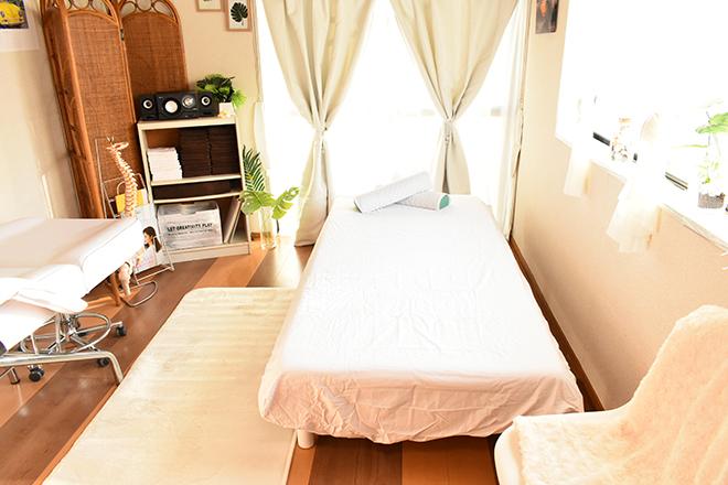 ハッピー パーム(HAPPY PALM) 白を基調とした清潔なプライベート空間