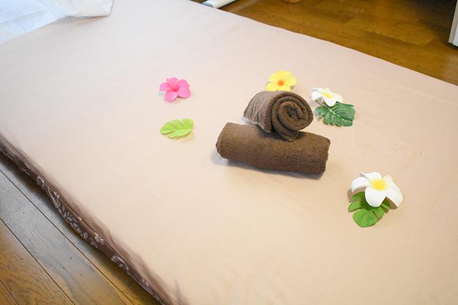 ハッピー パーム(HAPPY PALM) ベージュやグレーなどの淡い色でまとめた完全個室