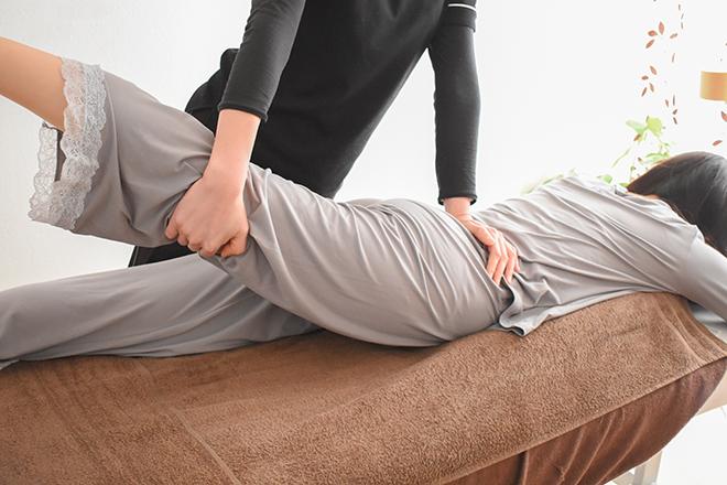 クーナ(cuna) 筋肉をぐいぐい伸ばしてアプローチ