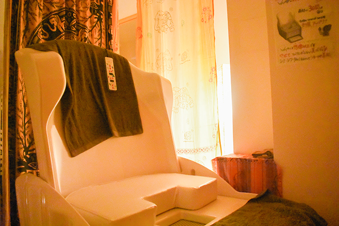 カルマーレ(YOSA PARK CALMARE) 完全個室のリラックス空間