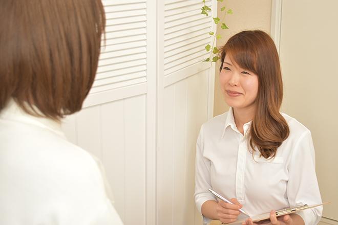 Salon TAKAMI お悩みに合わせてメニューをご提案