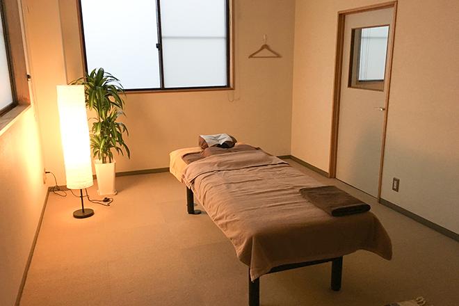 ほぐしラボ 上田秋和店 専用の完全個室で心身ともにリラックス
