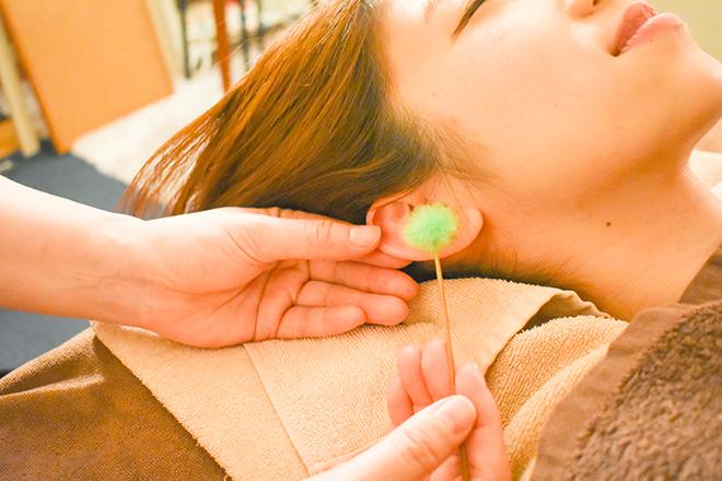 Lu soi 耳つぼの刺激は、健康にも効果が期待できます