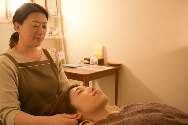 Lu soi 耳から心身の癒しへと導くイヤーセラピー