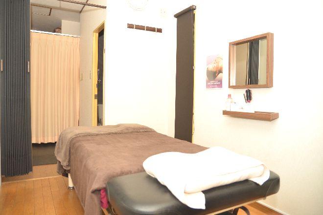 鍼灸治療院エイル(Eir) 完全プライベートの施術空間
